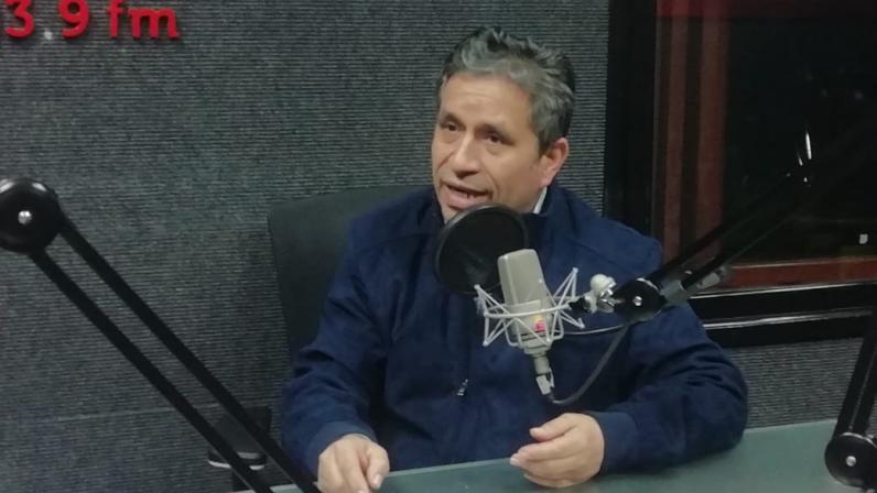 Carlos Rivera: A Hinostroza lo traen en diciembre, y en dos años estará en su casa (Radio Nacional)