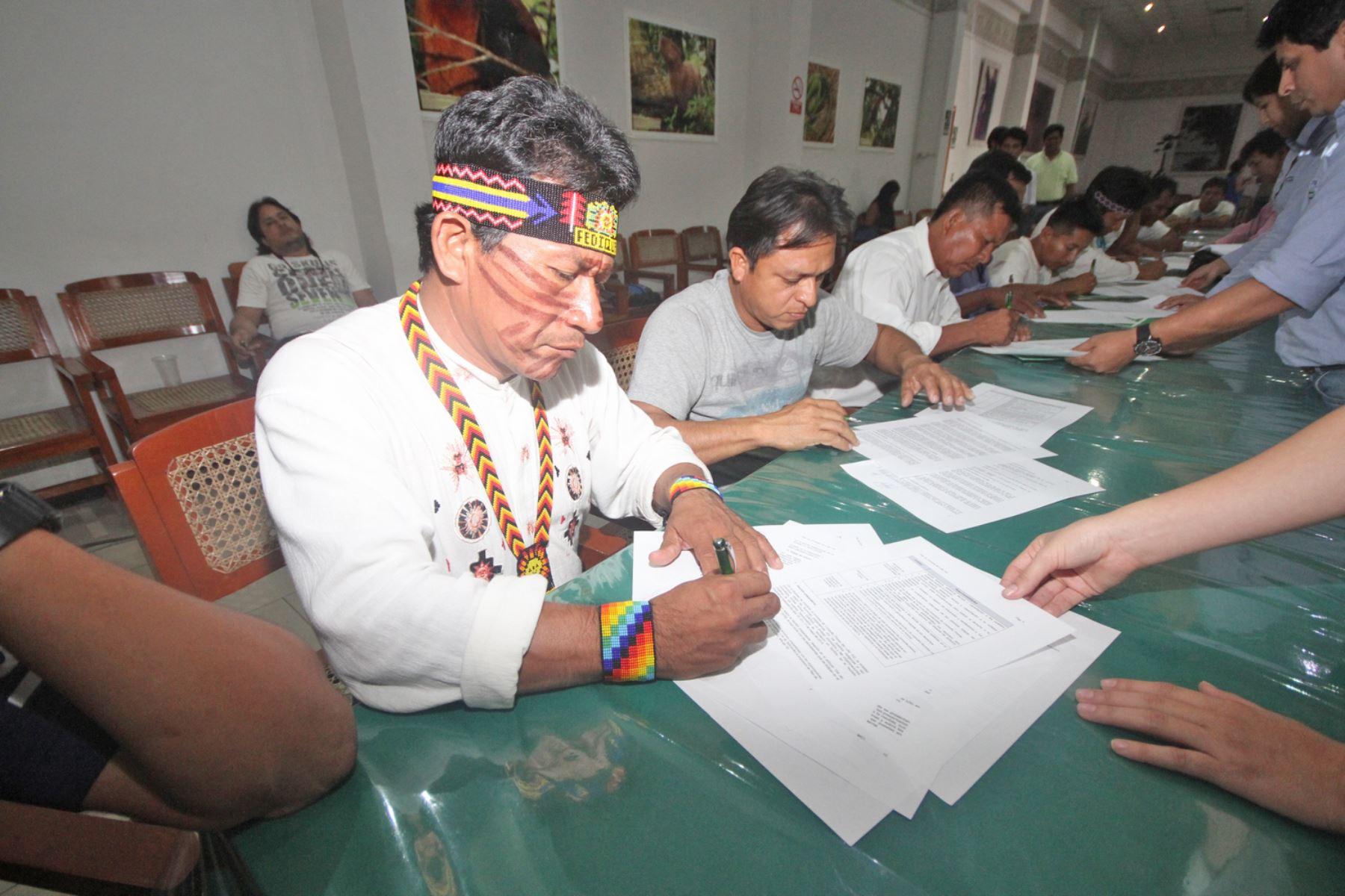 De los 22 procesos de consulta previa en solo uno se ha respetado derecho de pueblos indígenas a beneficiarse de actividades extractivas en su territorio
