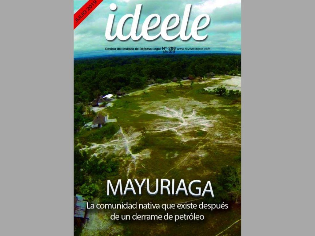 Edición 286 de la Revista Ideele