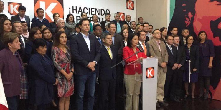 Fuerza Popular bajo investigación como el Partido Nacionalista (La República)