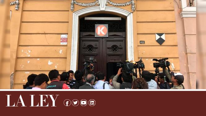 José Domingo Pérez: Formaliza investigación preparatoria contra Fuerza Popular (La Ley)