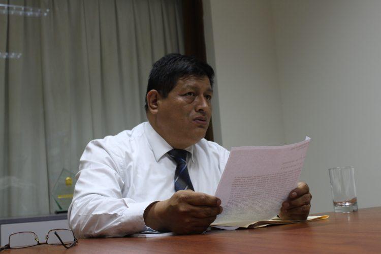 """Walter Ayala: """"Ha habido un blindaje a Chávarry por parte de las más altas autoridades del CAL"""""""