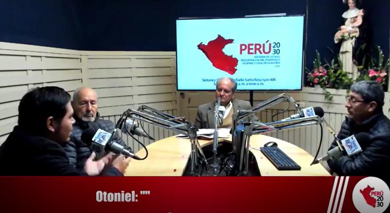 """Luis Miguel Purizaga: """"Será muy difícil que el referéndum se lleve a cabo este año"""""""
