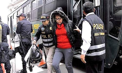 Poder Judicial impone condena a exfuncionaria de la Corte del Callao (Con Nuestro Perú)