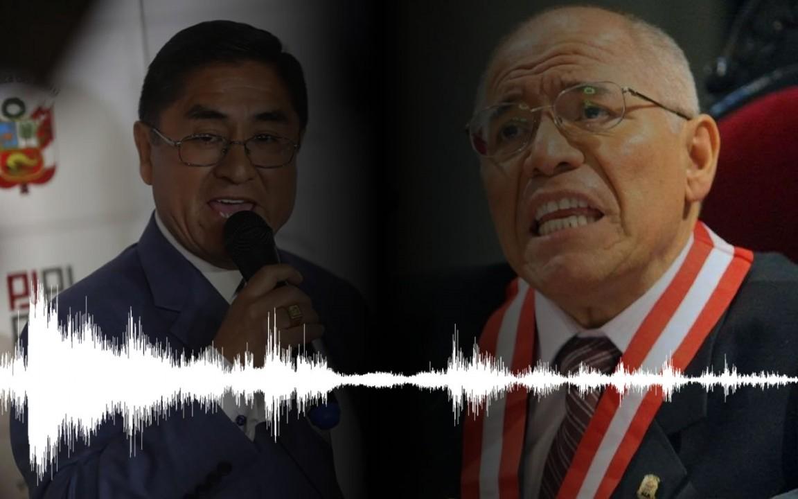 Dirigente solicitará a IDL- Reporteros difusión de audios sobre el caso Aymarazo (Pachamama radio)
