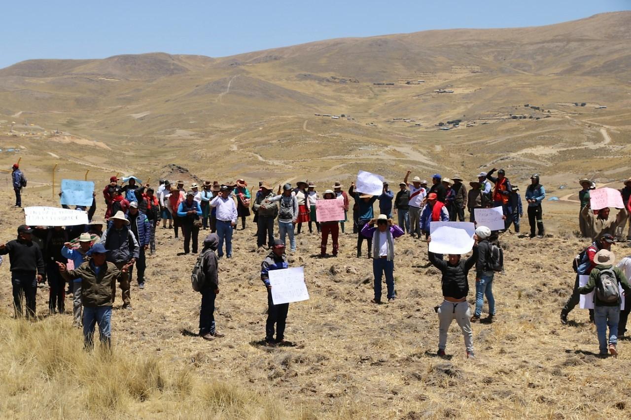 Comunidades de Cusco piden consulta previa en nuevo proyecto de Glencore sobre territorios indígenas (Ojo Público)