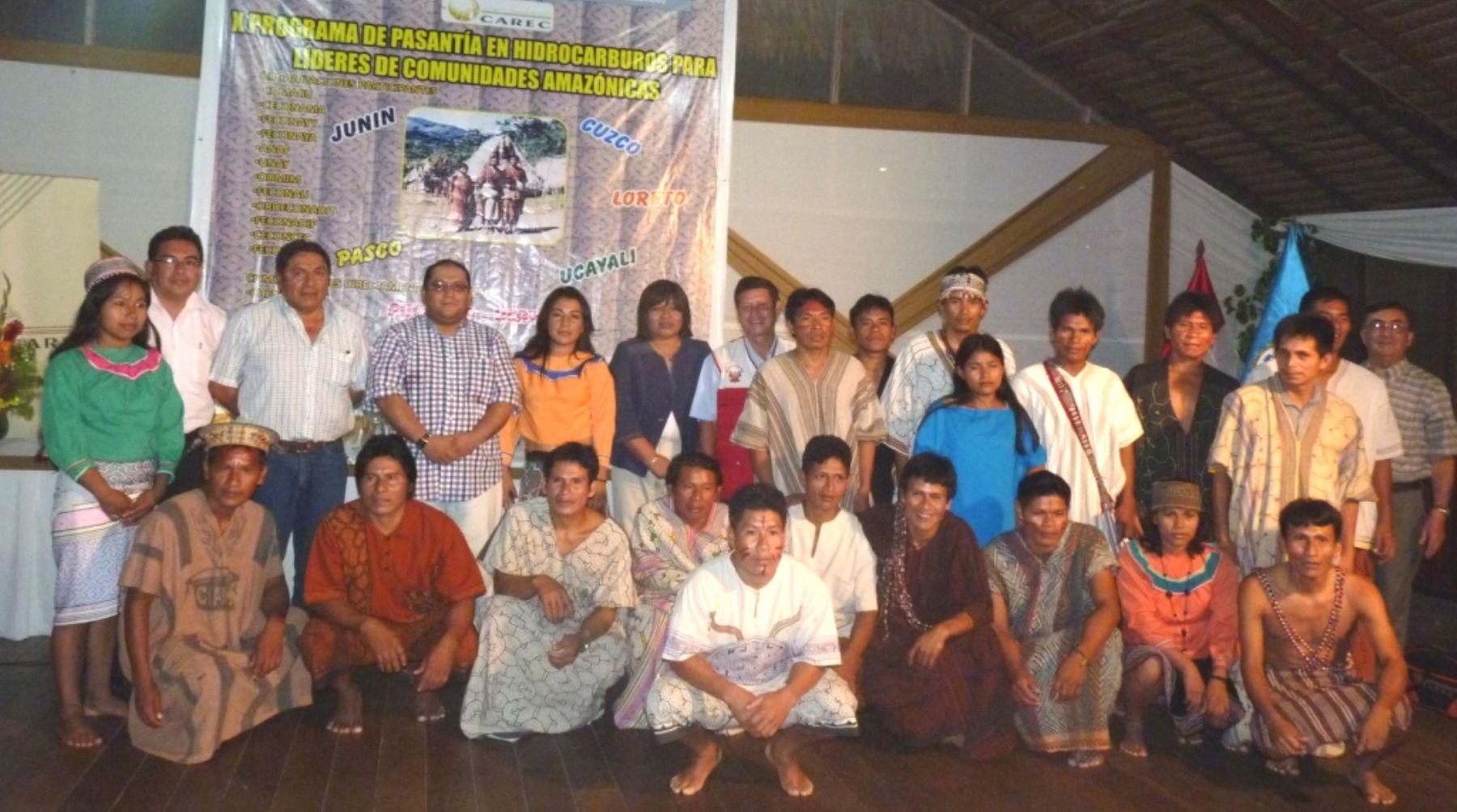 Consulta del Lote 200: Ministerio de Energía y Minas no respeta a pueblos shipibo, asháninka y awajún