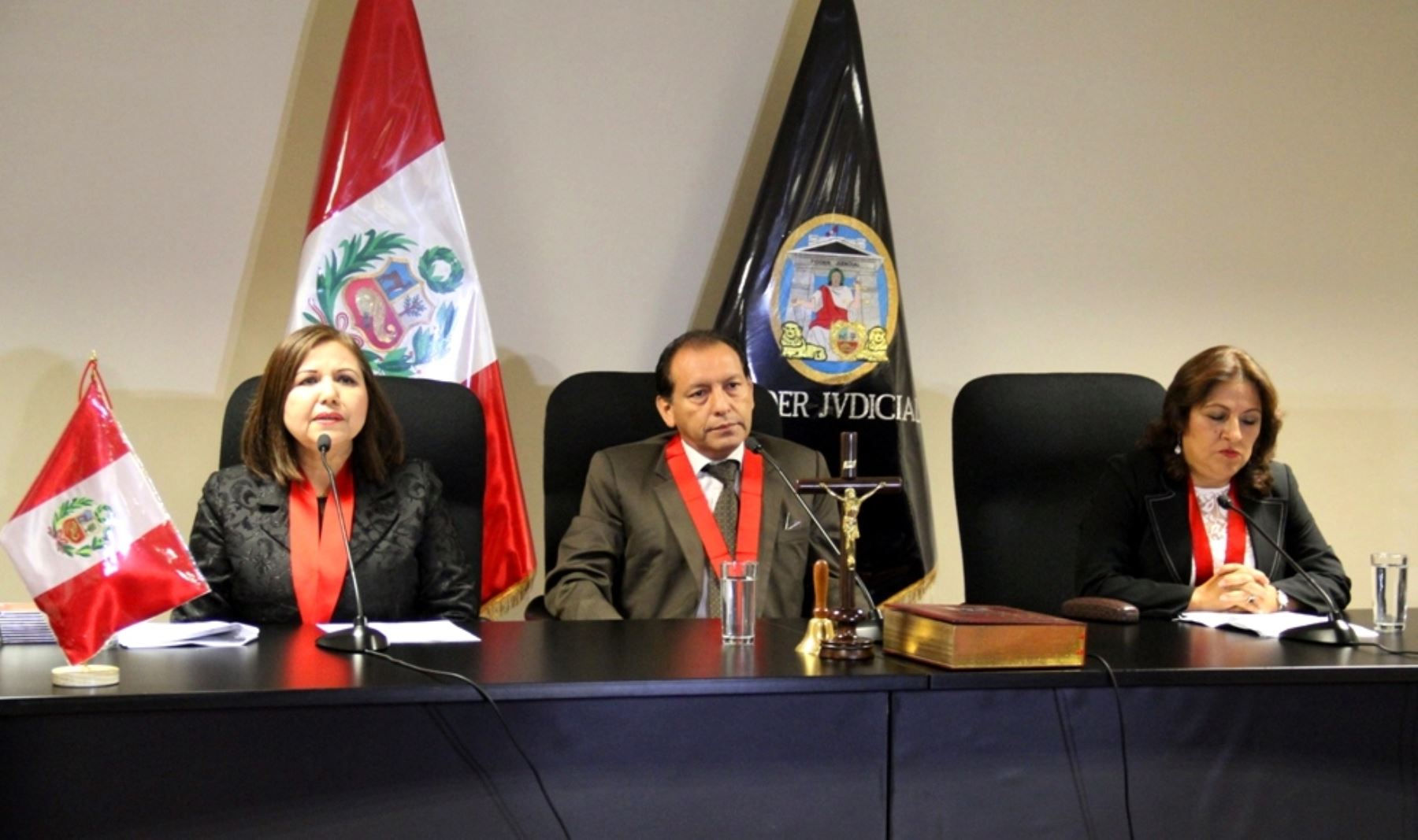 Caso Bagua: última audiencia antes de emisión del voto dirimente de la jueza Castañeda