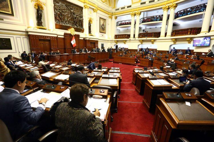Pronunciamiento: Este Congreso no debe elegir a los jueces del Tribunal Constitucional