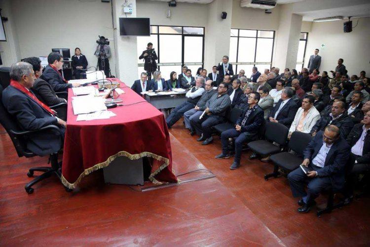 Acusados del caso El Frontón han decidido no declarar en el juicio