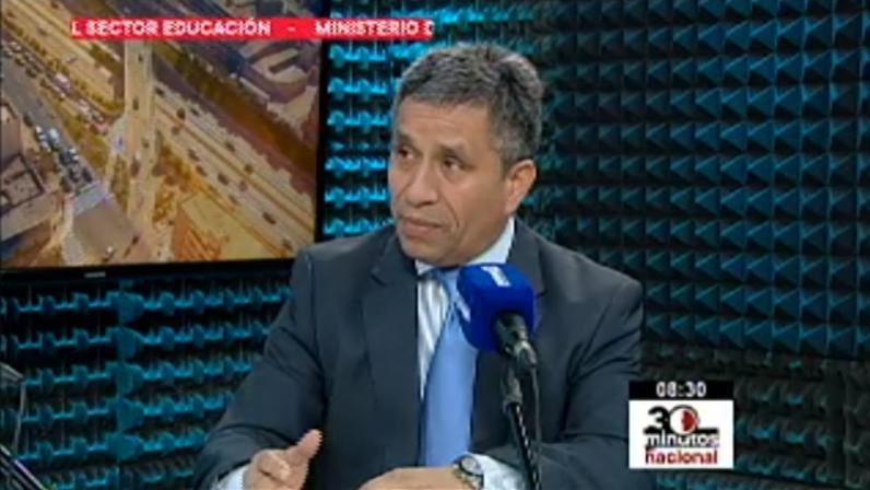 """Carlos Rivera: """"Corte Suprema apunta a consolidar aplicación de prisión preventiva"""" (Nacional.pe)"""