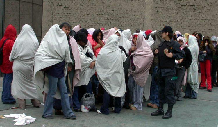 Poder Judicial de Ventanilla abre juicio a tratantes que chantajeaban a jóvenes
