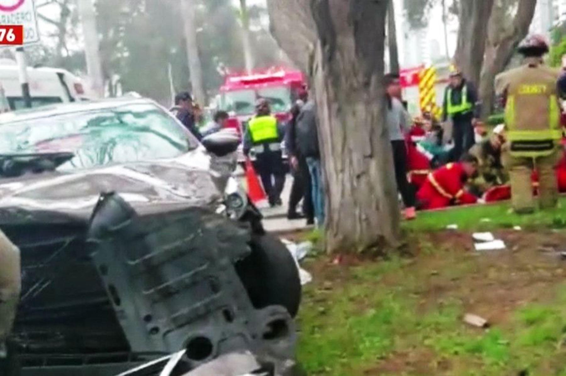Lima de negro: los accidentes de tránsito que enlutan la ciudad
