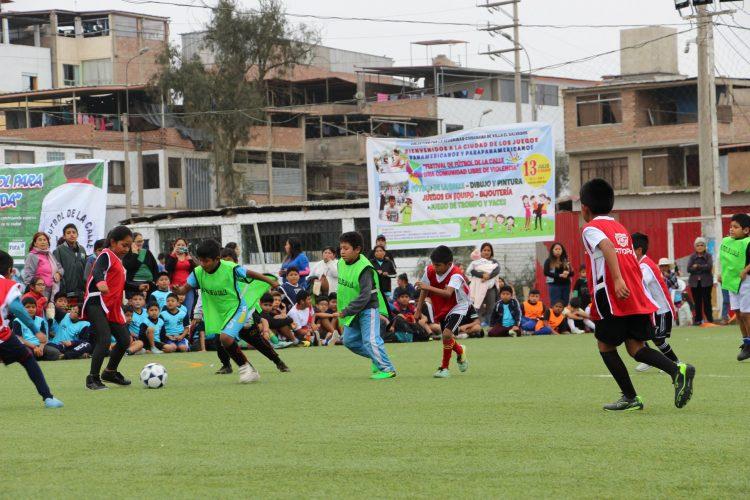 Villa El Salvador: El deporte como arma contra la inseguridad ciudadana