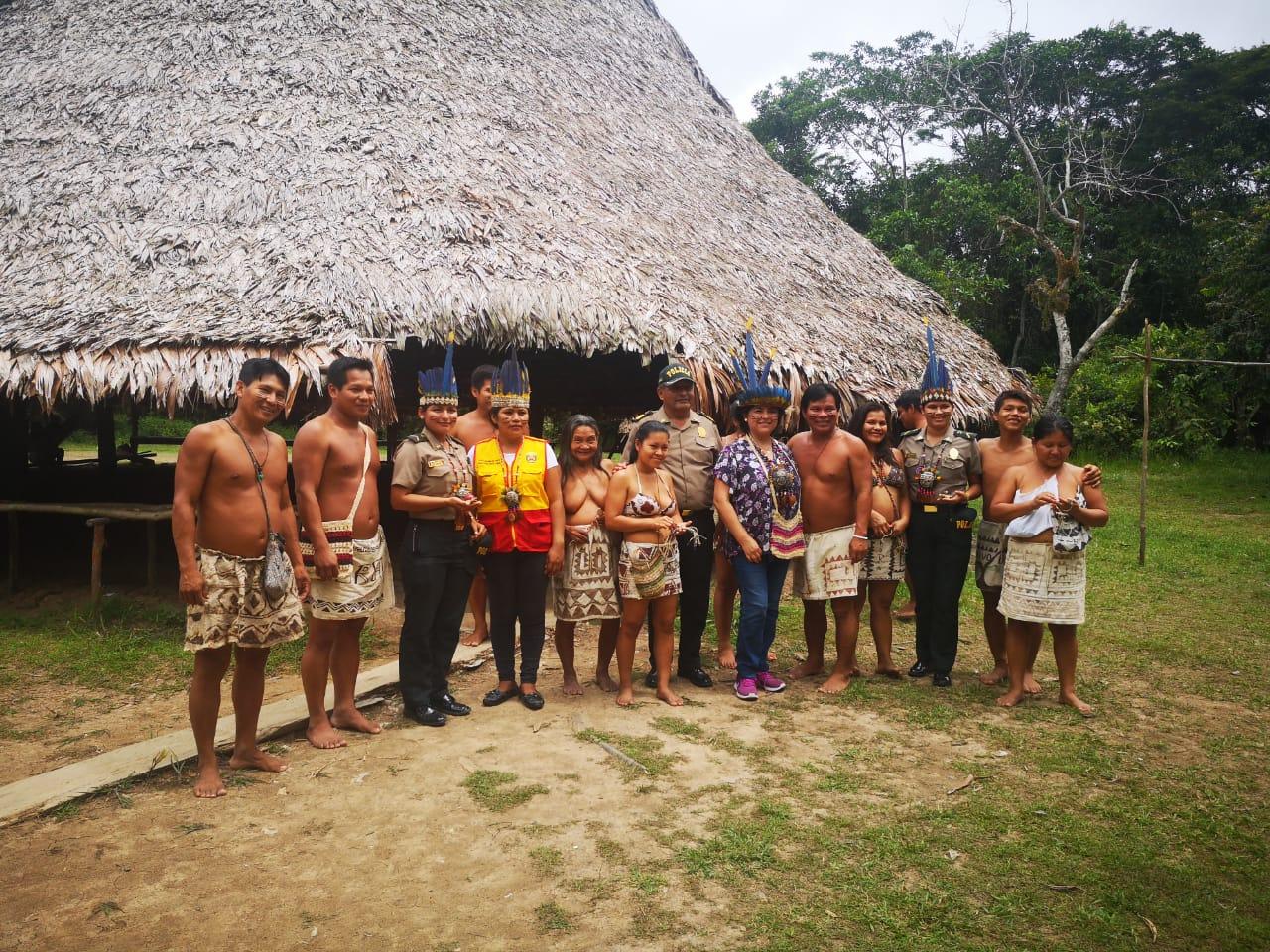 Iquitos: esfuerzos a favor de la seguridad ciudadana
