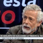 Gustavo Gorriti: Fuerza Popular fue un grupo que tenía como prioridad el encubrimiento de delitos de corrupción (RPP)