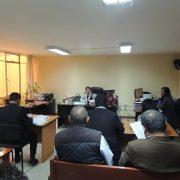 Comenzó juicio oral contra abogados que defienden afectados por metales pesados