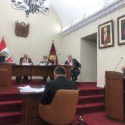 Se realizó audiencia por demanda de inconstitucionalidad contra Ley PNP