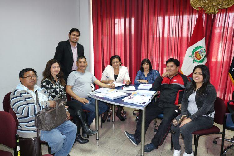 Justicia Viva cerró el ciclo de talleres en la Corte de Ica