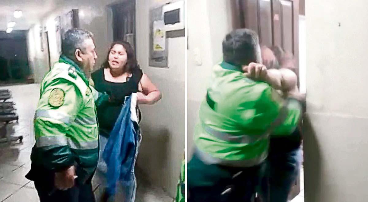 """Juan José Quispe: """"El policía que agredió a la mujer en la comisaría cometió un delito común, no de función"""""""