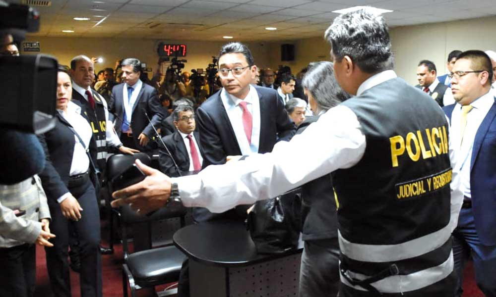 Arbitrajes a favor de Odebrecht llevan a prisión preventiva a 14 abogados peruanos (LexLatin)