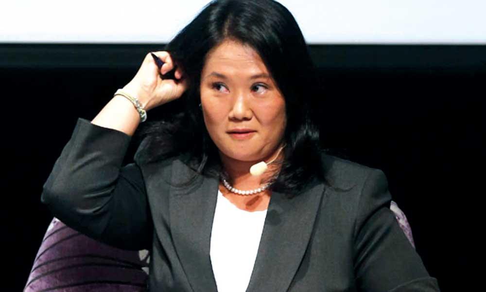 Silencio de Keiko puede devolverla a prisión (Diario Uno)
