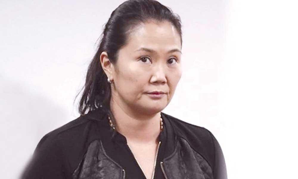 Libertad de Keiko Fujimori sería irregular (Con Nuestro Perú)