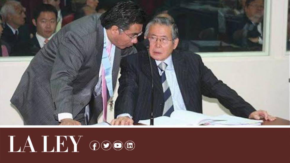 PJ rechaza habeas corpus presentado por César Nakazaki sobre indulto a Alberto Fujimori (La Ley)