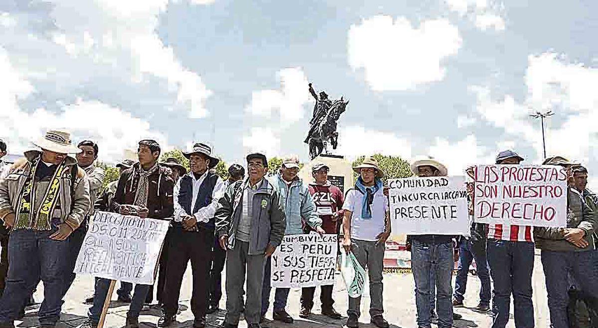 ¿Por qué comunidades campesinas de Chumbivilcas piden la inconstitucionalidad de la resolución ministerial con la que reclasifica rutas aprobada por el MTC?