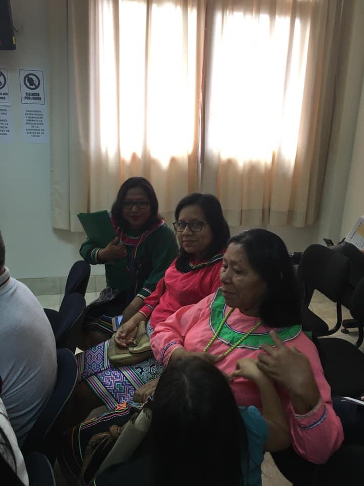 Familia shipiba presenta acción de amparo en contra de PRONABEC