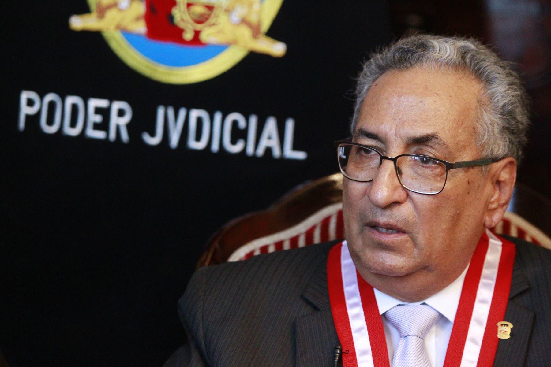 Caso de José Luis Lecaros es revisado por la fiscal de la Nación (La República)