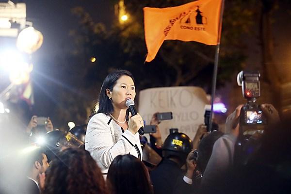 Confirman aporte de US$ 1 millón a campaña (El Peruano)