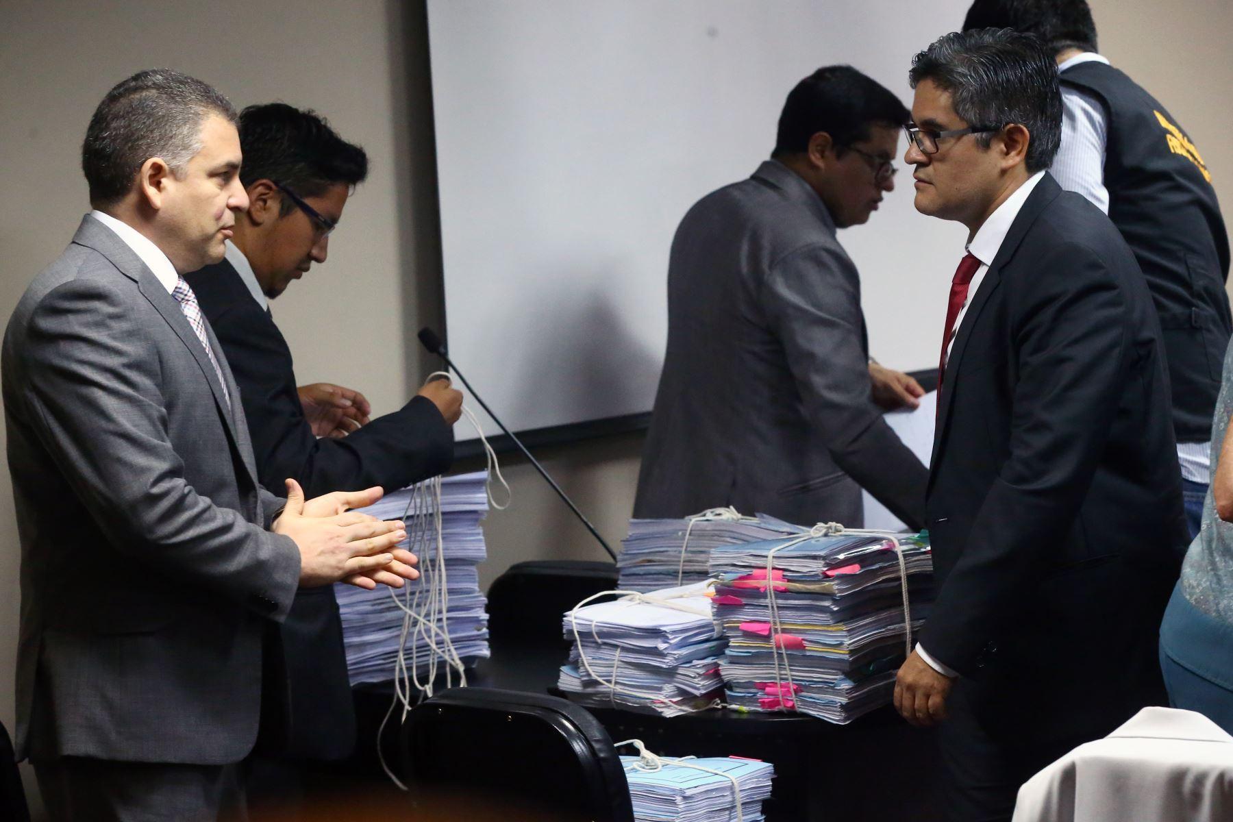 Avance en casos Lava Jato no habría sido posible sin acuerdo de colaboración eficaz (Andina)