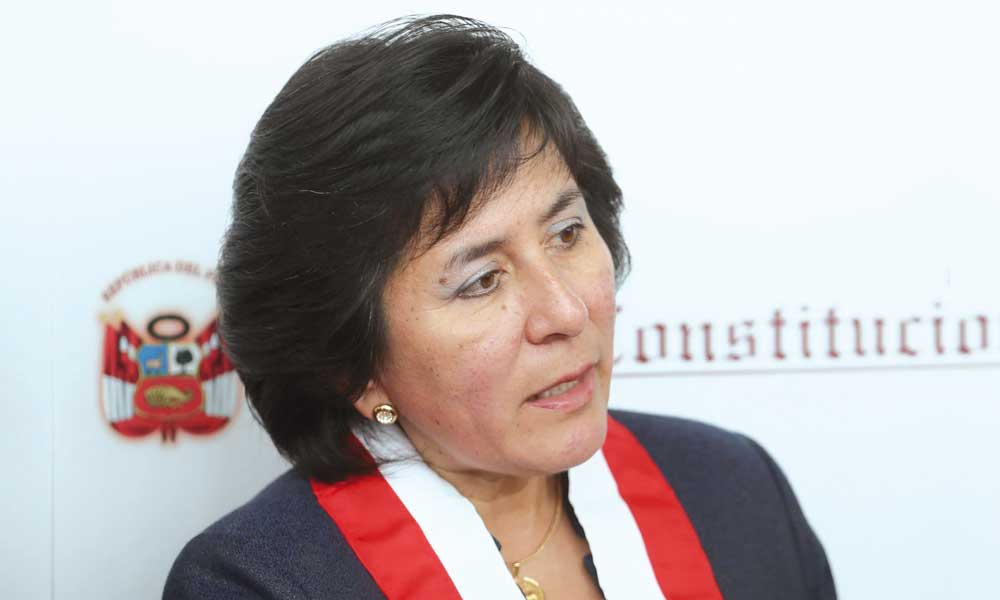 Blume pierde la presidencia del TC (Diario Uno)