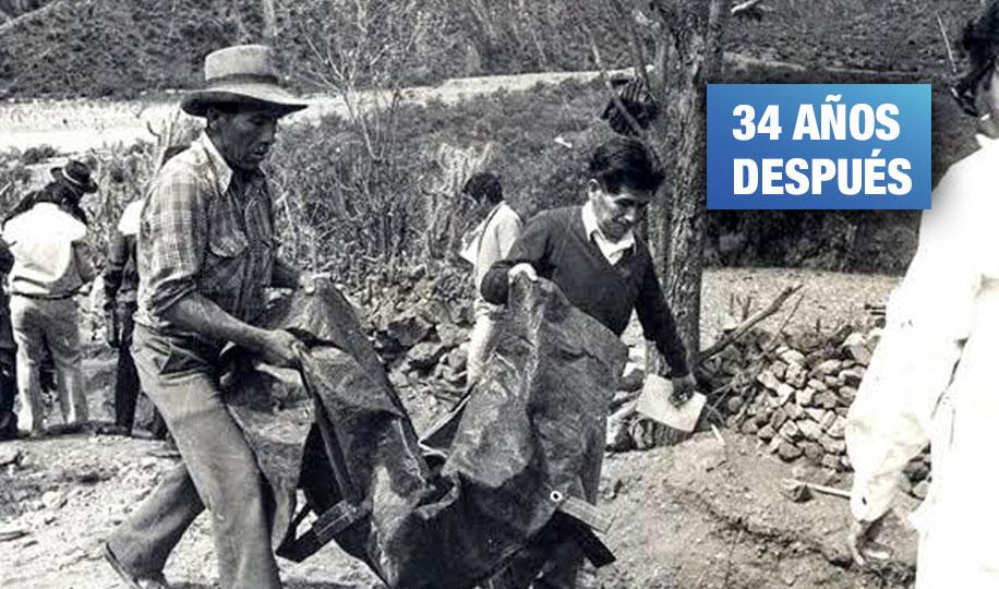 Accomarca: El pueblo que espera la entrega de sus muertos (Wayka.pe)