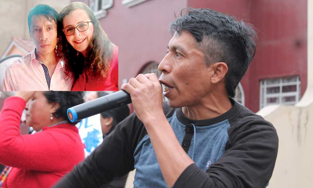 Fujimorista que postula al Congreso es acusado de matar un militar (Diario Uno)