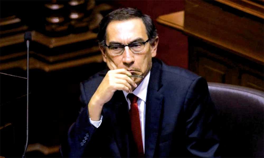 TC habría votado contra presidente Vizcarra (Diario Uno)