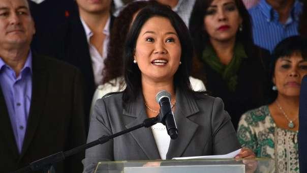 Tribunal suspende audiencia de pedido de prisión contra Keiko Fujimori en Perú (Infobae)