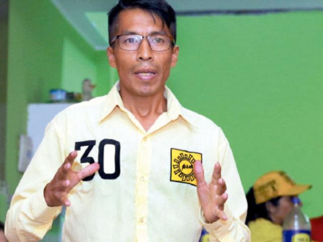 Candidato de Solidaridad Nacional participó en asesinato de excombatiente del Cenepa (Panamericana)