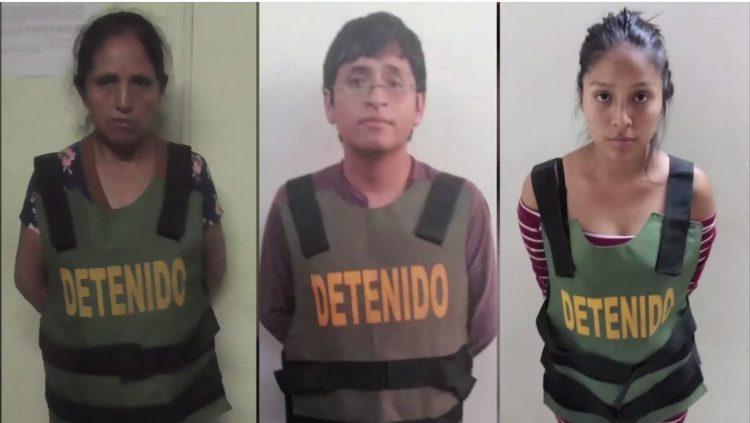 IDL logra condena de tres personas por trata de personas