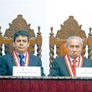 Chávarry y Gálvez al borde de la destitución (Diario Uno)