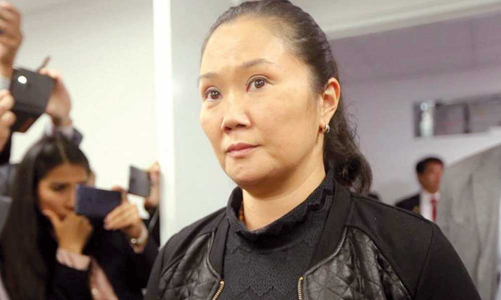 Si hay justicia, Keiko Fujimori debería ir a prisión (Diario Uno)