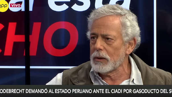 Gustavo Gorriti: Documentación entregada por Odebrecht para cerrar casos de corrupción es gracias a la delación premiada (RPP)