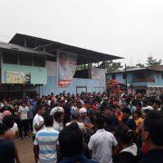 Pueblo awajún protesta en contra de funcionario por reconocer a pro mineros como comunidades nativas