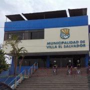 Municipio de Villa El Salvador: jalado en seguridad ciudadana