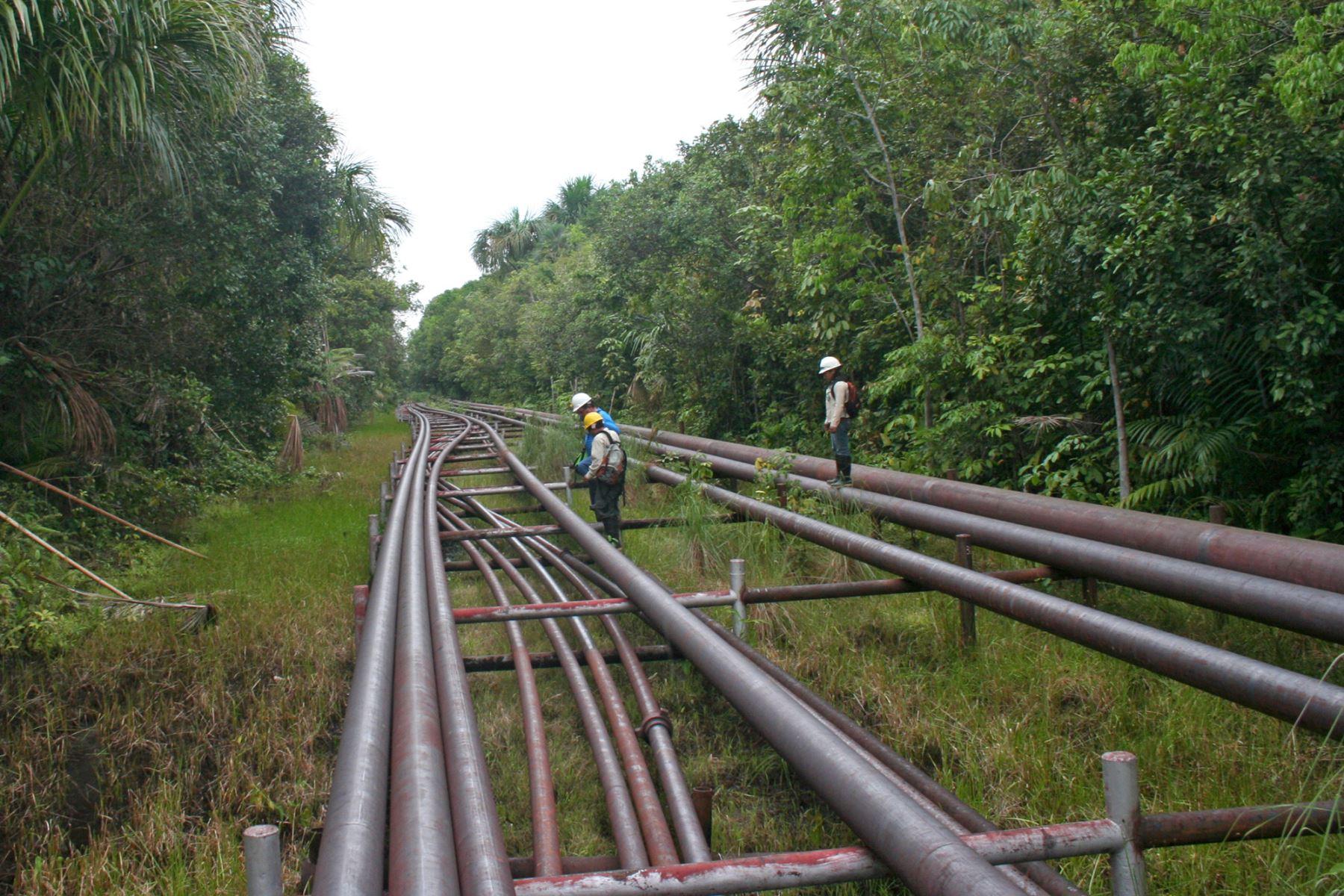 Comunidades kukama exigen pago de servidumbre petrolera porque Oleoducto Norperuano atraviesa su territorio