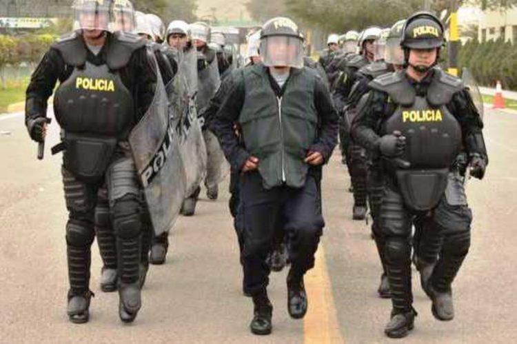 El estado de emergencia no le da poder absoluto a las fuerzas del orden