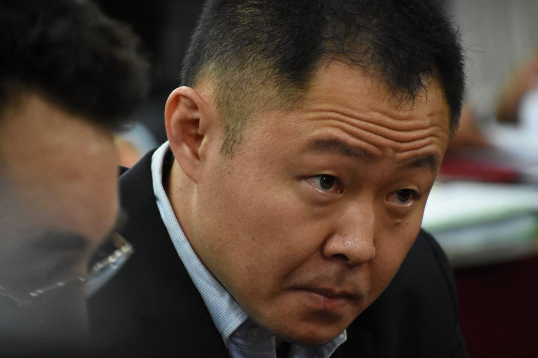 Kenji Fujimori: consideran que debería proceder acusación e inicio de juicio (Andina)