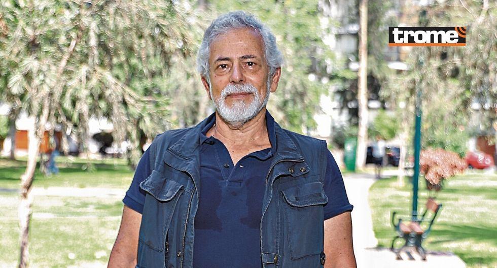 """Gustavo Gorriti: """"Yo le hubiera dicho a Alan García 'no hay razón para que te mates'"""" (El Trome)"""
