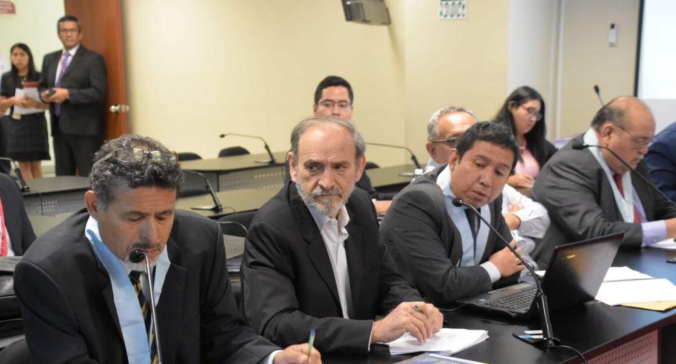Simon se reunió con expresidente del PJ tras declaración de Barata (Publimetro)